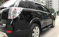 Cần bán lại xe Chevrolet Captiva LT Maxx năm sản xuất 2010, màu đen chính chủ, giá 328tr giá 328 triệu tại Hà Nội