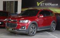 Bán ô tô Chevrolet Captiva Revv 2.4 đời 2016, màu đỏ giá thương lượng, giá 718 triệu giá 718 triệu tại Tp.HCM