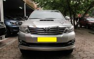 Cần bán xe Toyota Fortuner G sản xuất năm 2015, màu bạc số sàn, giá tốt giá 885 triệu tại Hà Nội