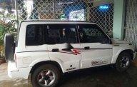 Chính chủ bán Suzuki Grand vitara năm 2014, màu trắng giá 160 triệu tại Đắk Lắk
