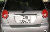 Cần bán lại xe Chevrolet Spark Van 2015, màu bạc, giá chỉ 185 triệu giá 185 triệu tại Đà Nẵng