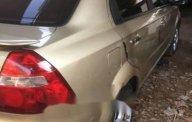 Bán xe Chevrolet Aveo LTZ sản xuất 2015, màu vàng cát, giá 343tr giá 343 triệu tại Tp.HCM