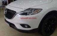 Bán Mazda CX 9 sản xuất 2014, màu trắng, xe nhập   giá 1 tỷ 300 tr tại Hà Nội