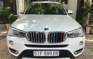 Bán BMW X3 2.0 turbo 2016, màu trắng, nhập khẩu  giá 1 tỷ 780 tr tại Tp.HCM