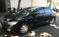 Cần bán lại xe Honda Civic 1.8 MT sản xuất 2008, màu đen như mới giá 250 triệu tại BR-Vũng Tàu