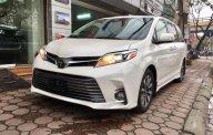 Cần bán Toyota Sienna Limited đời 2018, màu trắng, nhập Mỹ giá 4 tỷ 150 tr tại Hà Nội