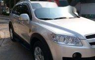 Cần bán gấp Chevrolet Captiva MT sản xuất năm 2007, màu bạc còn mới, 275tr giá 275 triệu tại Tp.HCM