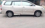 Bán xe Toyota Innova E sản xuất 2015, màu bạc như mới giá 578 triệu tại Hà Nội