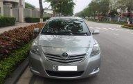 Cần bán gấp Toyota Vios E sản xuất 2013, màu bạc giá 385 triệu tại Hà Nội
