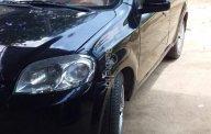 Cần bán xe Daewoo Gentra SX đời 2008, màu đen giá 175 triệu tại Thanh Hóa