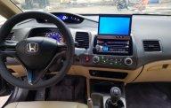 Cần bán Honda Civic 1.8 MT sản xuất năm 2008, màu xám, giá tốt giá 330 triệu tại Hà Nội