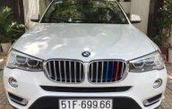 Bán BMW X3 năm 2016, màu trắng giá 1 tỷ 700 tr tại Tp.HCM