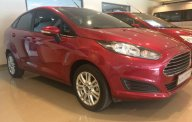 Cần bán Ford Fiesta 1.5L Trend năm 2015, màu đỏ giá 398 triệu tại Tp.HCM