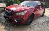 Cần bán lại xe Chevrolet Cruze 1.6 MT năm sản xuất 2016, màu đỏ giá 400 triệu tại Tp.HCM