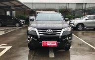 Bán Toyota Fortuner 2.7V 4x2 - Màu đen, máy xăng 1 cầu, đã qua sử dụng chính hãng, hotline: 0898.16.8118 giá 1 tỷ 250 tr tại Hà Nội