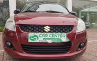 Cần bán Suzuki Swift năm sản xuất 2015, màu đỏ số tự động giá cạnh tranh giá 460 triệu tại Hà Nội