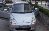 Bán ô tô Chevrolet Spark LT năm 2009, màu bạc chính chủ giá 112 triệu tại Hà Nội