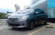 Cần bán Mitsubishi Attrage sản xuất 2018, màu bạc chính chủ, giá tốt giá 480 triệu tại Đà Nẵng