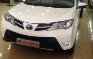 Bán xe Toyota RAV4 XLE sản xuất 2013, màu trắng, nhập khẩu giá 1 tỷ 220 tr tại Hà Nội