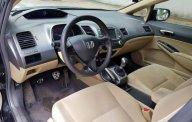 Bán Honda Civic 1.8 MT 2008, màu đen chính chủ, giá tốt giá 335 triệu tại Hà Nội