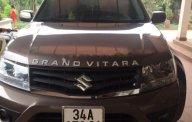 Bán ô tô Suzuki Grand vitara năm 2016, màu nâu, nhập khẩu chính chủ, giá 665tr giá 665 triệu tại Hải Dương