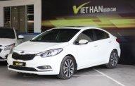 Bán ô tô Kia K3 1.6AT năm 2015, màu trắng, giá chỉ 536 triệu giá 536 triệu tại Tp.HCM