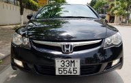 Bán Honda Civic 1.8  MT năm sản xuất 2008, màu đen chính chủ, 335 triệu giá 335 triệu tại Hà Nội