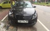 Cần bán Daewoo Lacetti CDX 1.6 AT đời 2009, màu đen, xe nhập giá 190 triệu tại Phú Thọ