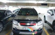 Bán Chevrolet Captiva LTZ năm 2009, màu vàng, xe nhập chính chủ giá 350 triệu tại Tp.HCM
