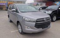 Bán Toyota Innova 2.0E 2018 - bạc - Hỗ trợ trả góp 90%, bảo hành chính hãng 3 năm/ Hotline: 0898.16.8118 giá 743 triệu tại Hà Nội