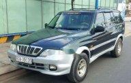 Bán Ssangyong Musso 2000, màu xanh dưa giá 125 triệu tại Tp.HCM