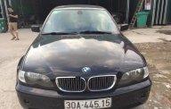 Bán xe BMW 3 Series 318i năm 2005, màu đen giá 300 triệu tại Hà Nội