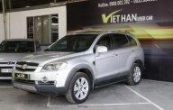 Cần bán Chevrolet Captiva LTZ 2.4AT đời 2011, màu bạc giá cạnh tranh giá 456 triệu tại Tp.HCM