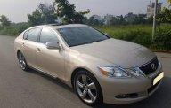 Cần bán Lexus GS 350 sản xuất 2010, màu vàng, nhập khẩu giá 1 tỷ 490 tr tại Tp.HCM