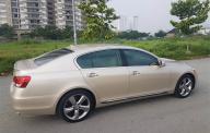 Bán xe Lexus GS 350 sản xuất 2010, màu vàng, nhập khẩu giá 1 tỷ 490 tr tại Tp.HCM
