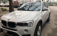 Bán BMW X3 2.0 AT năm 2015, màu trắng, nhập khẩu giá 1 tỷ 600 tr tại Hà Nội