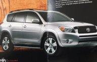 Bán Toyota RAV4 Limited năm sản xuất 2007, màu bạc, nhập khẩu nguyên chiếc, 750tr giá 750 triệu tại TT - Huế