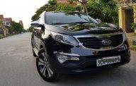 Cần bán xe Kia Sportage Limited 2.0 AT sản xuất 2011, màu đen, nhập khẩu nguyên chiếc giá 528 triệu tại Ninh Bình