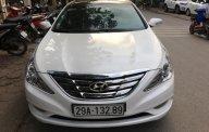 Cần bán lại xe Hyundai Sonata Y20 năm 2011, màu trắng, xe nhập số tự động giá 575 triệu tại Hà Nội