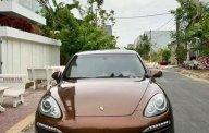 Bán Porsche Cayenne 2010, màu nâu, nhập khẩu giá 1 tỷ 895 tr tại Tp.HCM