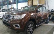 Bán Nissan Navara VL đời 2018, màu nâu, 2 cầu, số tự động, 188 mã lực, full option, nhập khẩu Thái Lan, giá rẻ nhất giá 815 triệu tại Tp.HCM