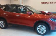 Bán xe Nissan X trail 2.0 Limited đời 2018, màu đỏ, số tự động, giảm giá ngay tiền mặt và nhiều quà tặng giá 878 triệu tại Tp.HCM