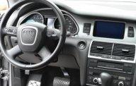 Cần bán lại xe Audi Q7 năm 2009, màu xám, nhập khẩu chính chủ giá 900 triệu tại Tp.HCM