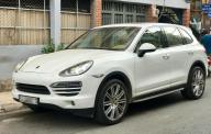 Bán Porsche Cayenne năm 2013 màu trắng, 2 tỷ 799 triệu, xe nhập giá 2 tỷ 799 tr tại Tp.HCM
