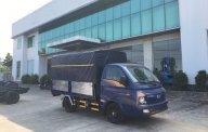 Bán xe Hyundai Porter 1.5T màu xanh, thùng bạt giá 399 triệu tại Trà Vinh