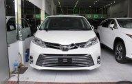 Cần bán gấp Toyota Sienna Limited 3.5 năm 2018, màu trắng, nhập khẩu nguyên chiếc giá 4 tỷ 370 tr tại Tp.HCM