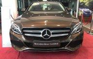 Bán ô tô Mercedes C200 đời 2018, màu nâu chính chủ giá 1 tỷ 384 tr tại Hà Nội