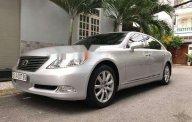 Bán Lexus LS 460L 2006, màu bạc, nhập khẩu nguyên chiếc chính chủ giá 1 tỷ 100 tr tại Tp.HCM