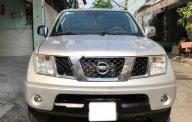 Cần bán gấp Nissan Navara LE 4x4 năm sản xuất 2011, màu bạc, nhập khẩu nguyên chiếc giá 380 triệu tại Tp.HCM