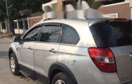 Cần bán Chevrolet Captiva sản xuất 2007, màu bạc xe gia đình, giá chỉ 155 triệu giá 155 triệu tại Hà Nội